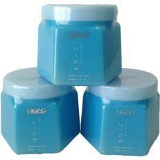 ราคา นิกาโอะ ดีท๊อกซิไฟ บู๊สเตท มาร์ค 550มล X3 Nigao Detoxify Boosted Mask 550Ml X3 สำหรับผมอ่อนแอจากสารเคมี ใหม่