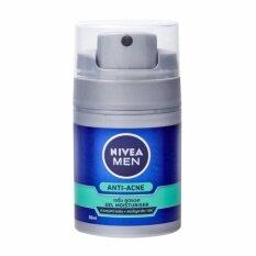 ขาย Nivea Men นีเวีย เมน โทเทิ่ล แอนตี้ แอคเน่ ออย คอนโทรล เจล เซรั่ม 50 มล Nivea Men Total Anti Acne Oil Control Gel Serum 50 Ml Nivea For Men ผู้ค้าส่ง