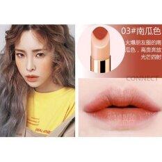 ราคา Novo Double Color Hydra Lip ตัวใหม่ 2017 โนโว ลิปสติกสีทูโทน ผสมมอยส์เจอร์ ผิวปากเนียนนุ่ม สีหวาน รหัส 5154 สี 03 Novo ใหม่