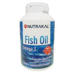 ซื้อ Nutrakal Salmon Oil 90 แคปซูล ใหม่ล่าสุด