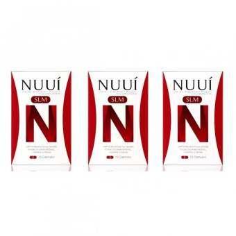 NUUI SLM อาหารเสริมลดน้ำหนัก หนุย เอสแอลเอ็ม 10 แคปซูล (3 กล่อง)