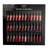 ทบทวน ที่สุด Nyx Soft Matte Lip Cream Vault Ii เซ็ตลิปจิ้มจุ่มในตำนาน 36 เฉดสี