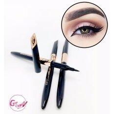 ซื้อ Odbo Black Eyeliner อายไลเนอร์ กันน้ำ หัวคม เขียนง่าย ไม่ไหลเยิ้ม Odbo ออนไลน์