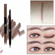 ขาย Eyebrow ดินสอเขียนคิ้ว กันน้ำ เขียนง่ายไม่เป็นก้อน 03 Thailand ถูก