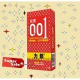 ขาย Okamoto 01 ถุงยางอนามัย 10 ชิ้น กล่อง สีแดง เป็นต้นฉบับ