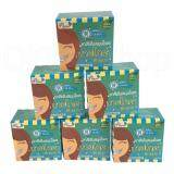 ราคา Ok M Shopยาสีฟันสมุนไพรไทยฟันสวยบายโภคา 6กล่อง