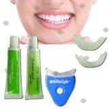 ราคา Omg เครื่องฟอกสีฟัน ชุดฟอกฟันขาว White Light Tooth Whitening System รุ่น Tws 004 ใหม่