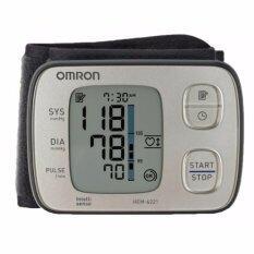 ขาย Omron เครื่องวัดความดันโลหิตแบบดิจิตอล รุ่น Hem 6221 ใหม่