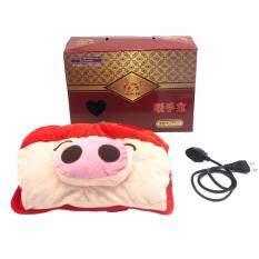 ส่วนลด On Relax กระเป๋าน้ำร้อน กระเป๋าน้ำร้อนไฟฟ้า ถุงน้ำร้อน หมอนน้ำร้อน หมูน้อย หมวกแดง Smdit กรุงเทพมหานคร