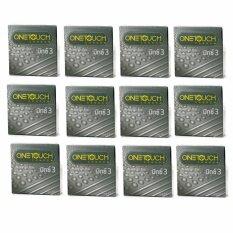 ส่วนลด One Touch Mixx 3 วันทัช มิกซ์ 3 จำนวน 12 กล่อง