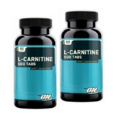 Optimum L Carnitine 60 Cap แพ็คคู่.