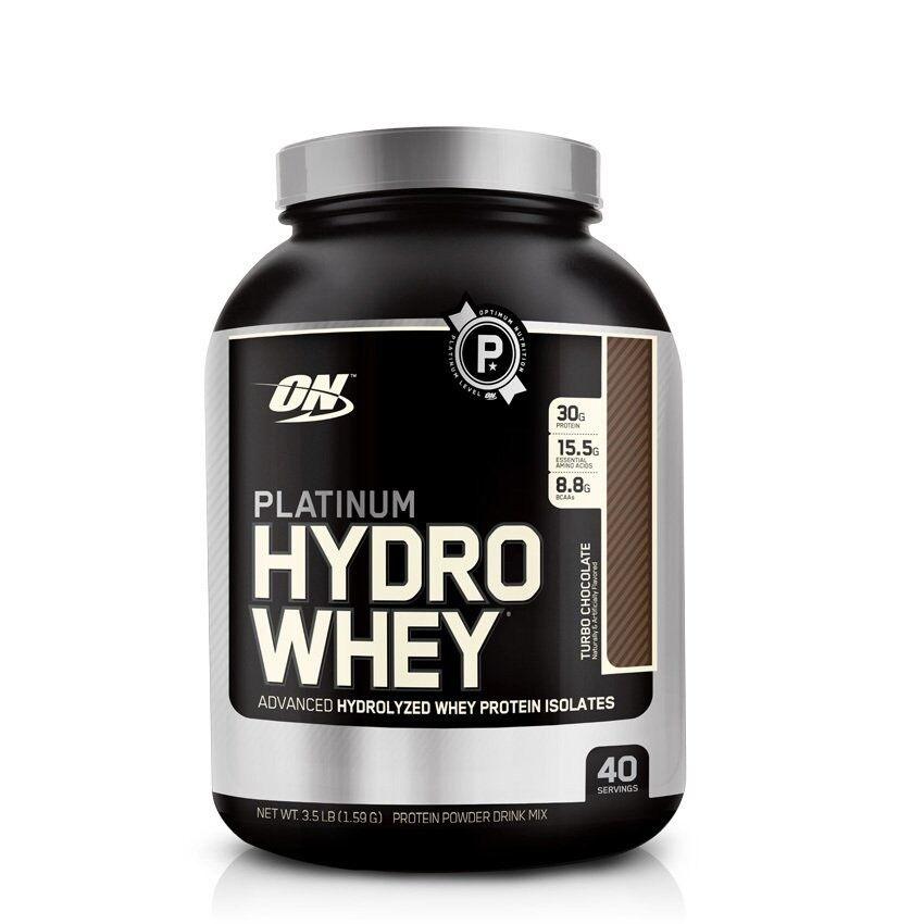 Optimum Platinum Hydro Whey (Hydrolyzed Whey Isolated) 3.5Lbs (Chocolate)