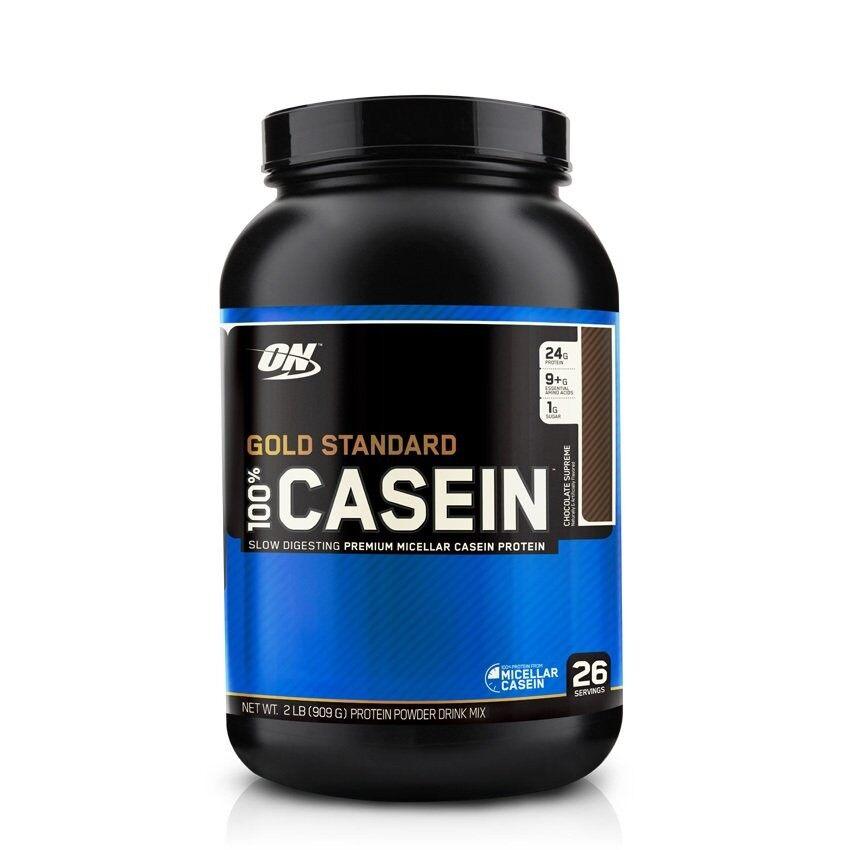 Optimum Whey CASEIN Gold Standard 2Lbs (Chocolate)
