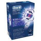 ขาย แปรงสีฟันไฟฟ้า Oral B Pro 3000 3D White Rechargeable Toothbrush W Bluetooth Smart Series Braun Oral B ออนไลน์