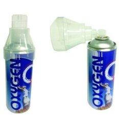 ทบทวน Oxygen ออกซิเจนกระป๋อง 5 000 มล 12กระป๋อง Oxygen