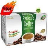 Padaso S Coffee ผลิตภัณฑ์กาแฟปรุงสำเร็จ พาดาโซ่พัส Super S Coffee กาแฟลดน้ำหนัก กระชับสัดส่วน ขนาดใหม่ เซ็ต 1 กล่อง 1 กล่อง 10 ซอง เป็นต้นฉบับ