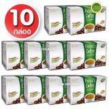 ขาย Padaso S Coffee ผลิตภัณฑ์กาแฟปรุงสำเร็จ พาดาโซ่พัส Super S Coffee กาแฟลดน้ำหนัก กระชับสัดส่วน ขนาดใหม่ เซ็ต 10 กล่อง 1 กล่อง 10 ซอง ถูก