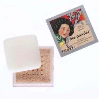 Palladio Rice Powder Warm Beige RPO8 พาลาดิโอ ไรท์ พาวเดอร์ วอร์ม เบท-