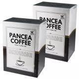 ขาย ซื้อ Pancea Coffee แพนเซีย คอฟฟี่ 15 In 1 กาแฟสุขภาพควบคุมน้ำหนัก จำนวน 2กล่อง