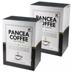 ขาย Pancea Coffee แพนเซีย คอฟฟี่ 15 In 1 กาแฟสุขภาพควบคุมน้ำหนัก จำนวน 2กล่อง เป็นต้นฉบับ