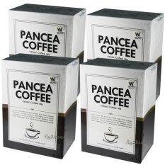 ซื้อ Pancea Coffee แพนเซีย คอฟฟี่ กาแฟปรุงสำเร็จ ควบคุมน้ำหนัก ขนาด 10 ซอง 4 กล่อง Pancea ออนไลน์