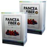 ราคา Pancea Fiber แพนเซีย ไฟเบอร์ ดีท็อกลำไส้ล้างสารพิษ จำนวน 2 กล่อง ใหม่ ถูก