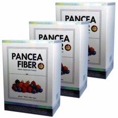 ขาย Pancea Fiber แพนเซีย ไฟเบอร์ ดีท็อกลำไส้ล้างสารพิษเพื่อให้ลำไส้เราทำงานได้ปกติ บรรจุ 7 ซอง 3 กล่อง Pancea ถูก