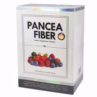 PANCEA FIBER DETOX แพนเซีย ไฟเบอร์ ดีท็อก  (1 กล่อง x 7 ซอง)-