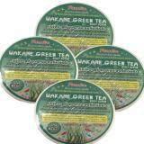 Paradise Wakame Green Tea Body Scrub สคลับสาหร่ายวากาเมะชาเขียวขัดผิว 50 Ml 4 ชิ้น เป็นต้นฉบับ