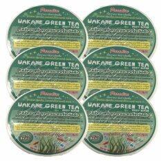 ราคา Paradise Wakame Green Tea Body Scrub สคลับสาหร่ายวากาเมะชาเขียวขัดผิว 50 Ml 6ชิ้น ราคาถูกที่สุด