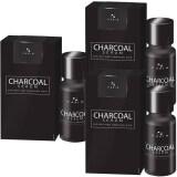 ราคา Parin Charcoal Serum ชาโคล เซรั่ม ดูแลทุกปัญหาผม ครบในขวดเดียว ปริมาณสุทธิ 15 มล 3 กล่อง Parin เป็นต้นฉบับ