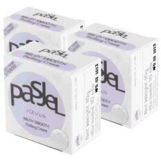 ขาย Pasjel Mildy Smooth Axillary Cream สีม่วง 3 กล่อง กรุงเทพมหานคร