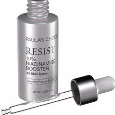 ราคา Paula S Choice Resist 10 Niacinamide Booster 20 Ml Paula S Choice เป็นต้นฉบับ