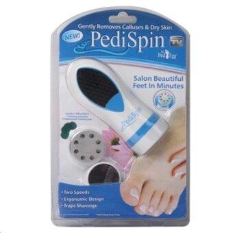 Ped Egg เครื่องขัดส้นเท้าไฟฟ้า ผลิตภัณฑ์เสริมความงาม วิธีรักษาส้นเท้าแตก ที่ขัดส้นเท้าแทนการเข้าร้านสปาเท้า สนเท้าสวยlisa ขาว