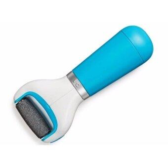 เครื่องขัดส้นเท้าไฟฟ้า (Personal Pedi Foot Care System)-TV-สีฟ้า