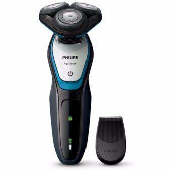 Philips Aqua Touch เครื่องโกนหนวดไฟฟ้าแบบแห้งและเปียกรุ่น S5070/04