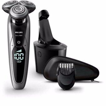 Philips Wet and Dry Shaver series 9000 S9711 (Black)