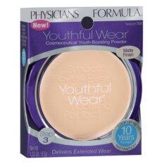 ซื้อ Physicians Formula Youthful Wear Matte Finish Translucent ออนไลน์ ถูก