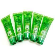 ส่วนลด สินค้า Polvera Aloevera Fresh Gel เจลว่านหางจระเข้รักษาสิว 15G 5 หลอด