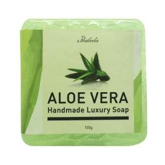 Praileela Aloe Vera Handmade Luxury Soap