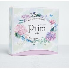 โปรโมชั่น Prim พริม สมุนไพรแทนการอยู่ไฟ ฟื้นฟูสุขภาพหลังหลอด เพิ่มน้ำนม หน้าท้องยุบ แก้หนาวใน ให้นมบุตรได้ 100 1 กล่อง Prim Herb ใหม่ล่าสุด