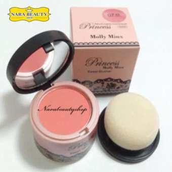 Princess Molly Minx บลัชออน หน้าเด้ง Princess Molly Minx Sweet Blusher #07