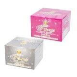 ซื้อ แพ็คเกจใหม่ Princess Skin Care ครีมหน้าเงา Aura Face 20 กรัม ครีมหน้าขาว White ขนาด 20 กรัม Princess Skin Care เป็นต้นฉบับ