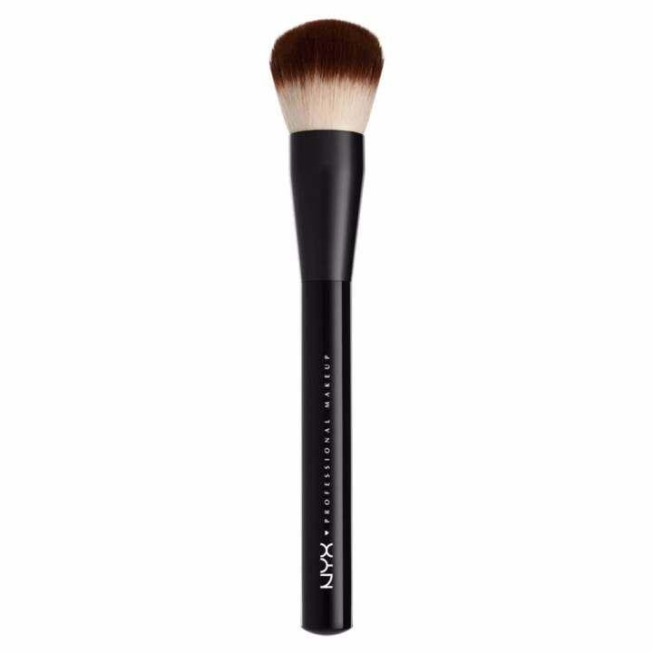 นิกซ์ โปรเฟสชั่นแนล เมคอัพ โปร มัลติ -โพรโพส บัฟฟิ่ง  -  PROB03   แปรงแต่งหน้า   NYX Professional Makeup Pro Multi-Purpose Buffing Brush -  PROB03   Foundation Brush