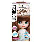 ขาย Schwarzkopf Fresh Light Foam Color Caramel Brown Schwarzkopf เป็นต้นฉบับ