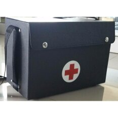 กระเป๋าแพทย์เคลื่อนที่สะพาย-ใบเล็ก By D.l.t. Enterprise.