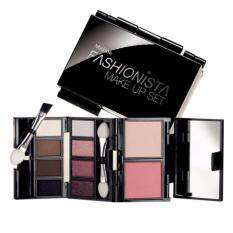 ซื้อ มิสทิน แฟชั่นนิสต้า เมค อัพ เซ็ท สีชมพู Mistine Fashionista Make Up Set No 01 ออนไลน์ ถูก