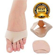 แผ่นเสริมป้องกันอาการบาดเจ็บที่ปลายเท้าจากการใส่ส้นสูง ป้องกันการใส่ส้นสูง แผ่นกันปลายเท้า