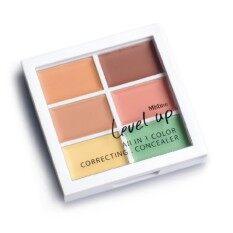 ซื้อ มิสทิน เลเวล อัพ ออล อิน วัน คัลเลอร์ คอลเลคติ้ง คอนซีลเลอร์ Level Up All In 1 Color Correcting Concealer ออนไลน์ ถูก