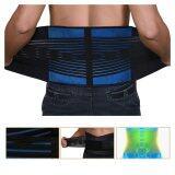 ขาย Savfy Adjustable Neoprene Deluxe Belt Double Pull Lumbar Lower Back Support Brace L Savfy ผู้ค้าส่ง